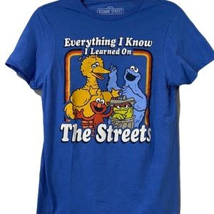 EVERYTHING I KNOW I LEARNED ON THE STREETS